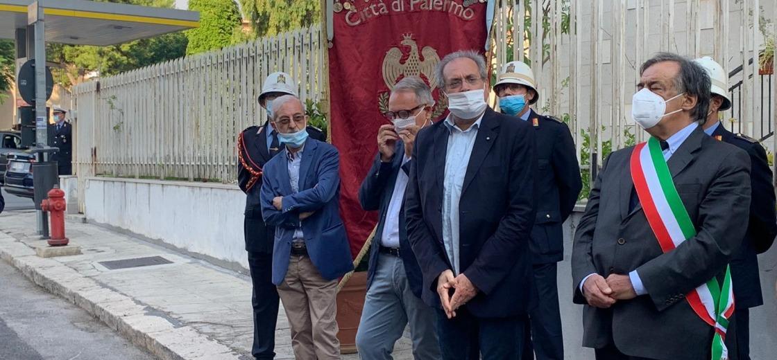 Ricordato De Mauro, 50 anni di mistero